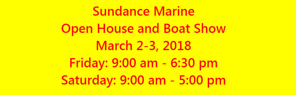 Open House and Boat Show