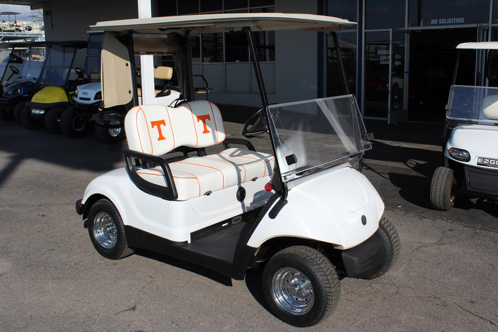 What Oil To Put In Yamaha Golf Cart
