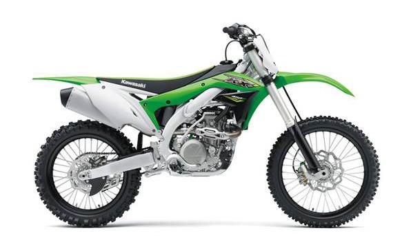 Motocross dirt bikes