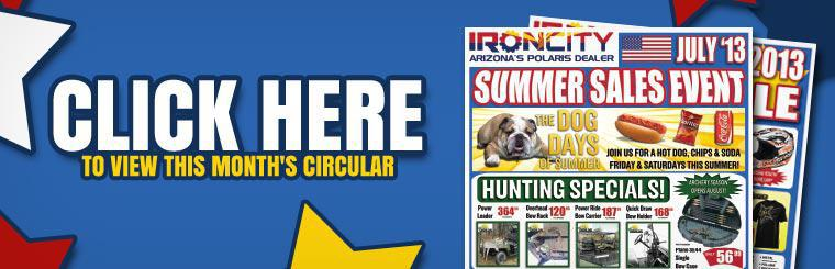 Click here to view this month's circular.
