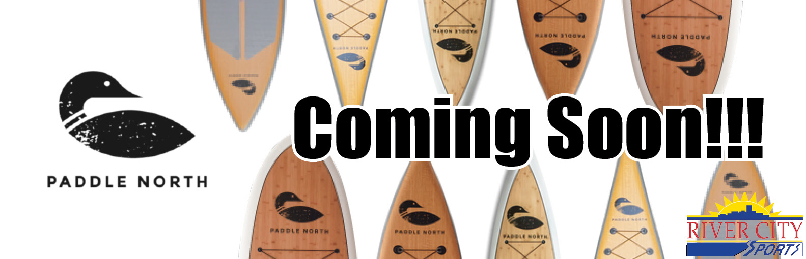 Paddle North Coming Soon