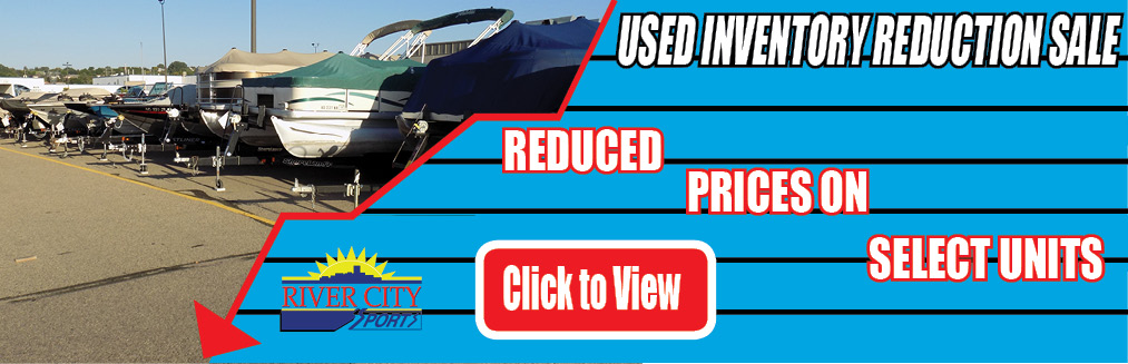 Used Inventory Reduction Sale