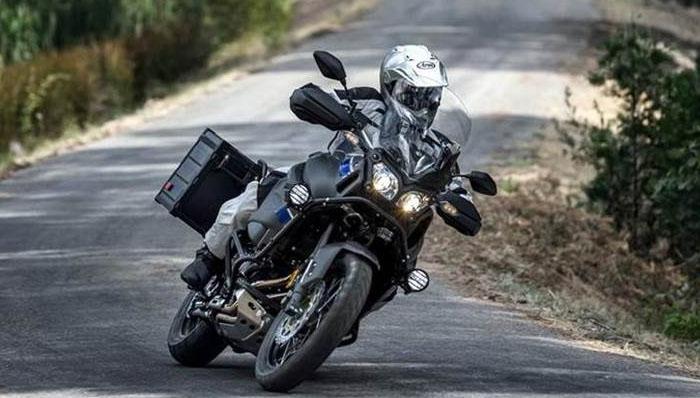 Yamaha Adventure Touring Bikes