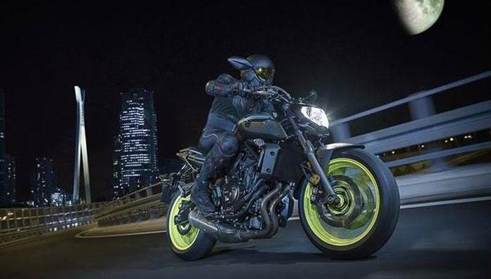 Yamaha Hyper Naked Bikes