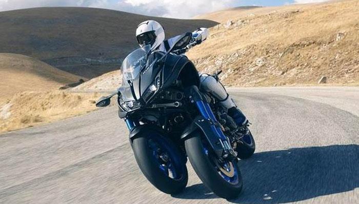 Yamaha NIKEN Street Bikes