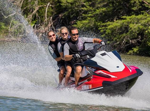 Yamaha Recreation Waverunners