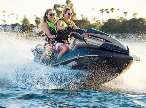 Kawasaki Ultra LX Jet Skis