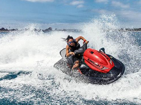 Kawasaki Ultra STX 15F Jet Skis