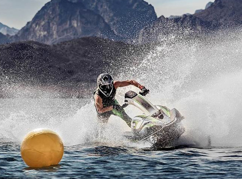 Kawasaki Stand Up SX-R Jet Skis