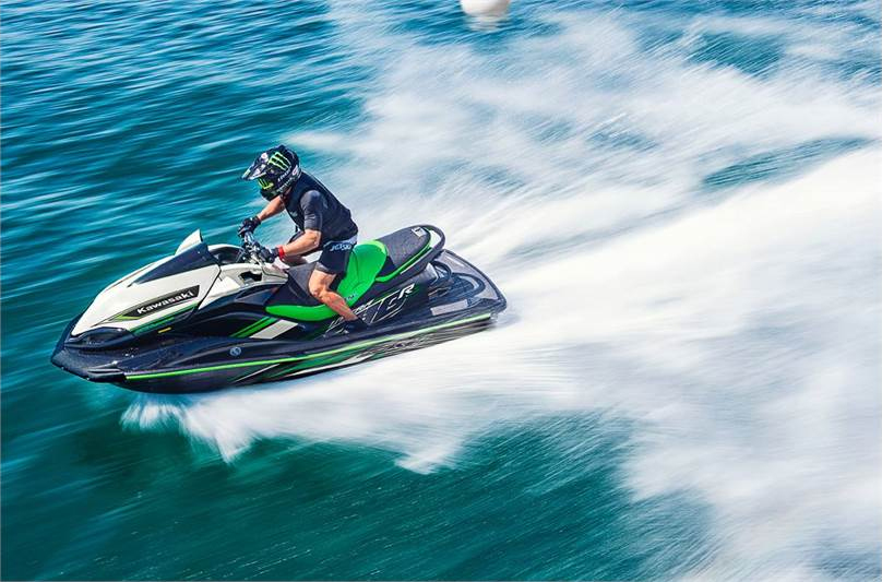 Kawasaki Jet Skis | PWCs | Personal Watercraft | Ultra | STX | SX-R Stand Up Jet Ski |
