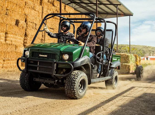Kawasaki Mule 4010 Series Side By Sides