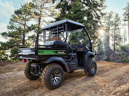 Kawasaki Mule SX Series Side By Sides