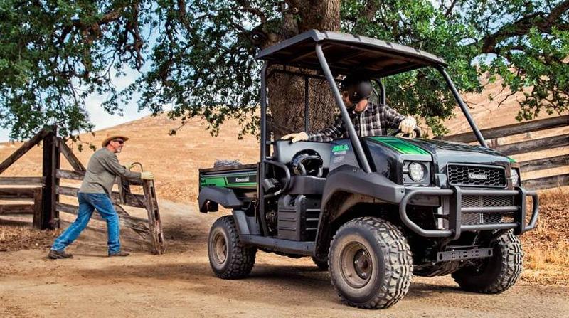 Kawasaki Mule Side By Sides | Mule Pro | Mule SX | Mule 4010 | Side x Sides |