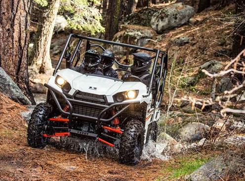 Kawasaki Teryx4 Side By Sides