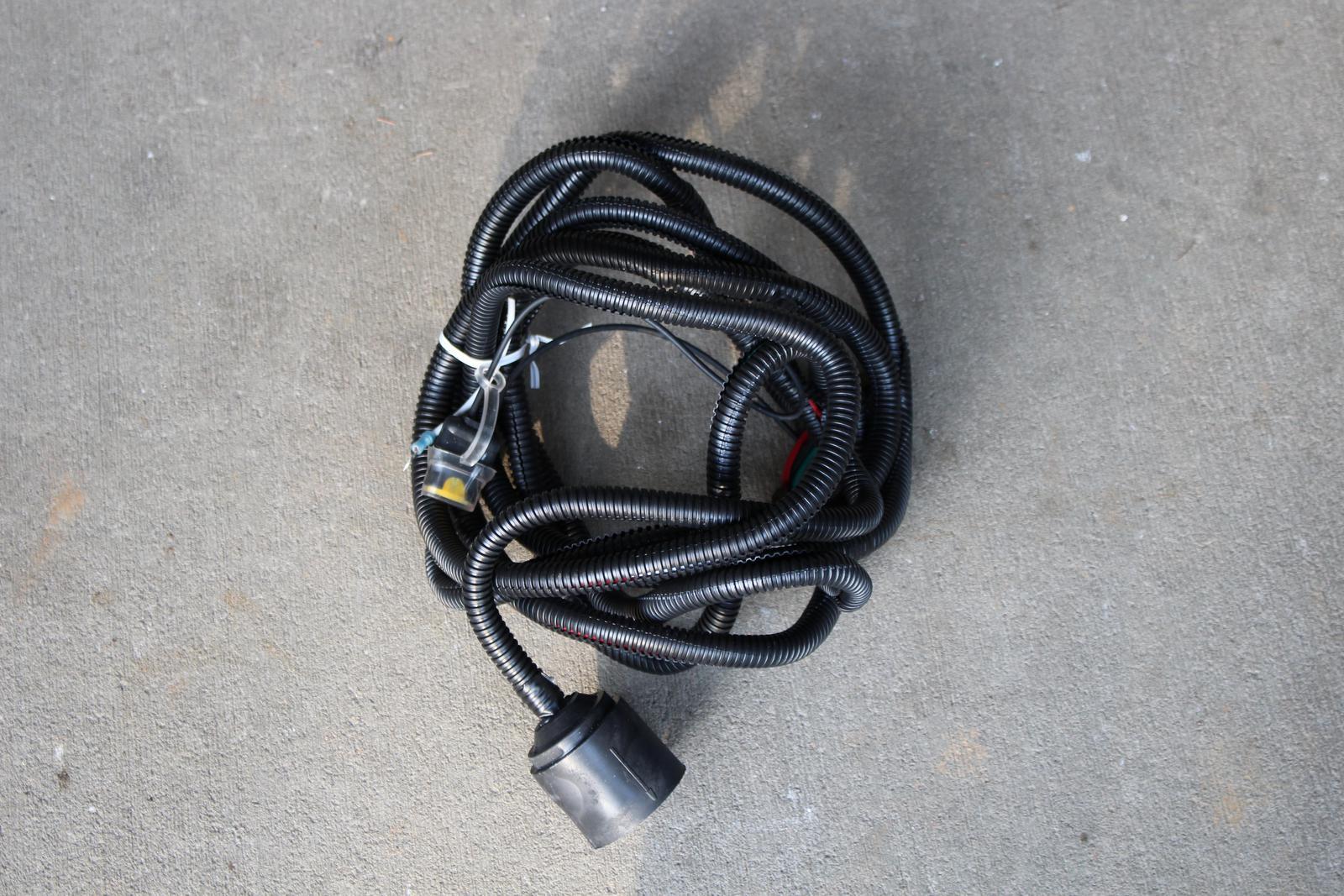 Meyer Snow Plow Control Pads Wiring Parts Bobs Welding Equipment Meyers Harness 15680 Oem Slik Stik