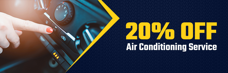 20% Off Air Conditioning Service