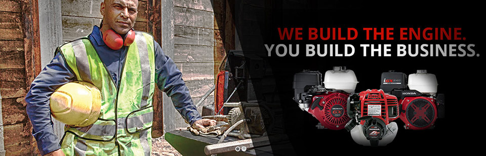 We Build the Engine. You Build the Business.