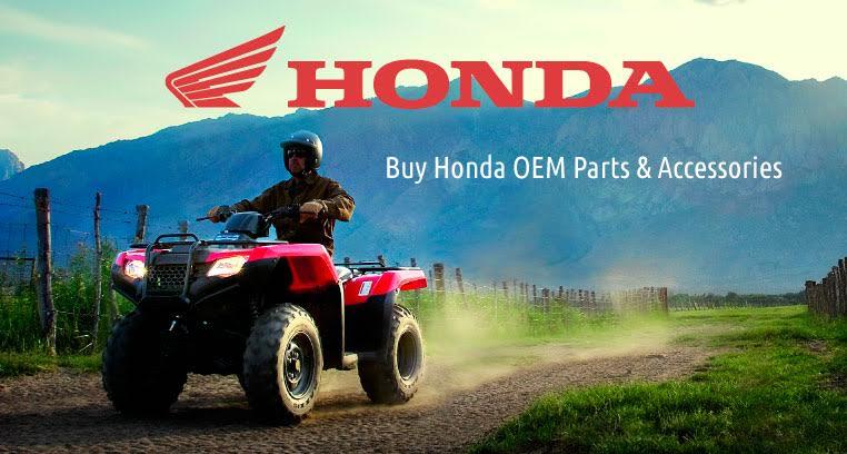 Home · Honda ATV · OEM Parts ...
