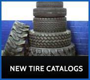 New Tire Catalogs