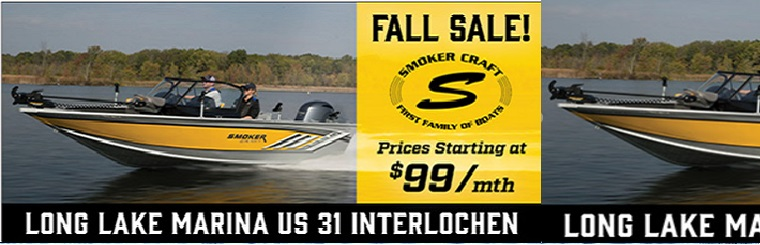 All Smoker Craft Fishing Boats are Now On Sale!
