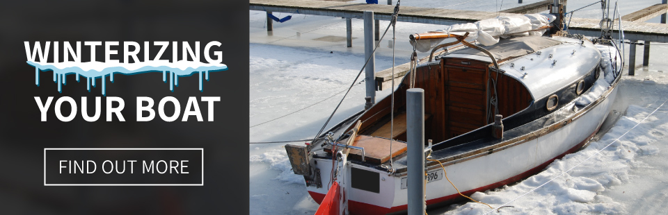 Boat Winterization from Hughes Marine Service