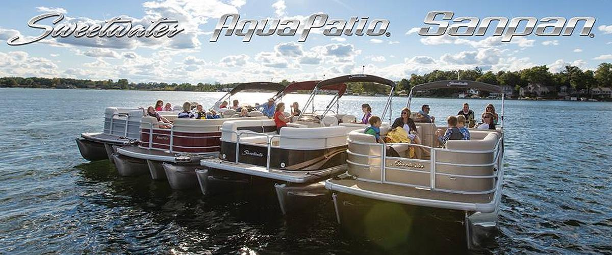Shop All Pontoon Boats