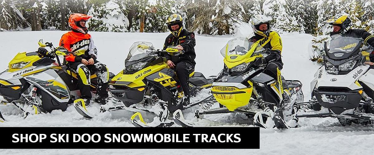 Shop Ski-Doo Snowmobile Tracks Tracks USA Lake Lillian, MN