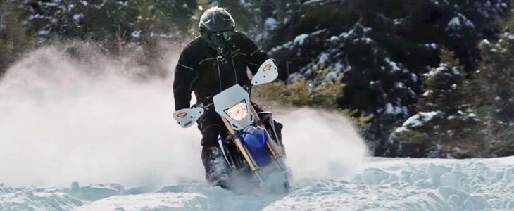 Camso DTS 129 Snow Bike Kit