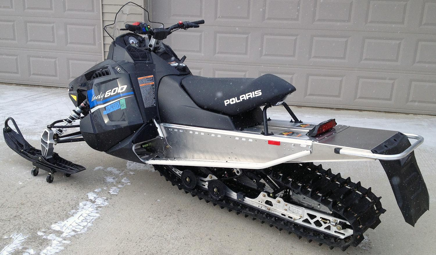 Snowmobile Tunnel Extension Arctic Cat