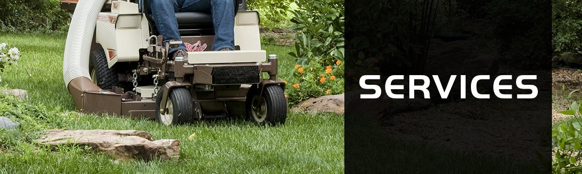 Lawn Mower & Outdoor Power Equipment Services
