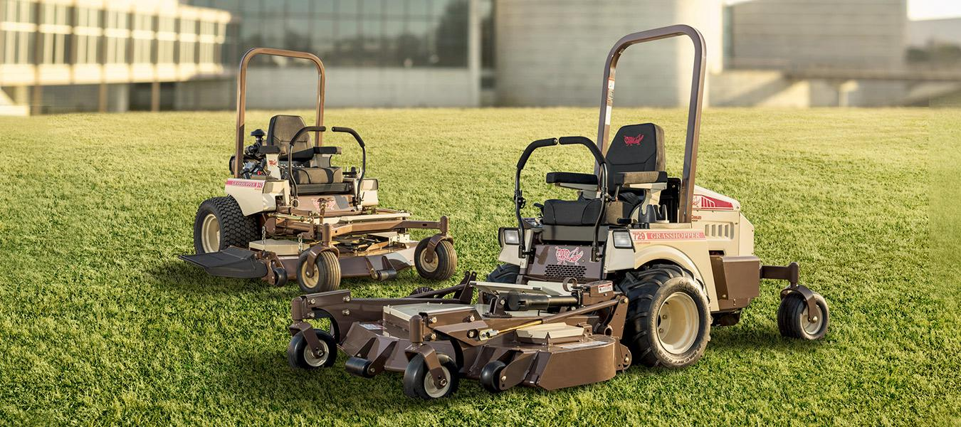 Grasshopper Zero-Turn Lawn Mowers