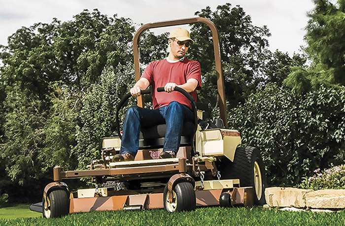Shop Zero-Turn MidMount Mowers