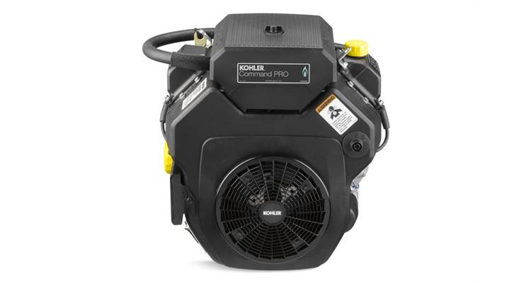 Kohler Command Pro propane small engine