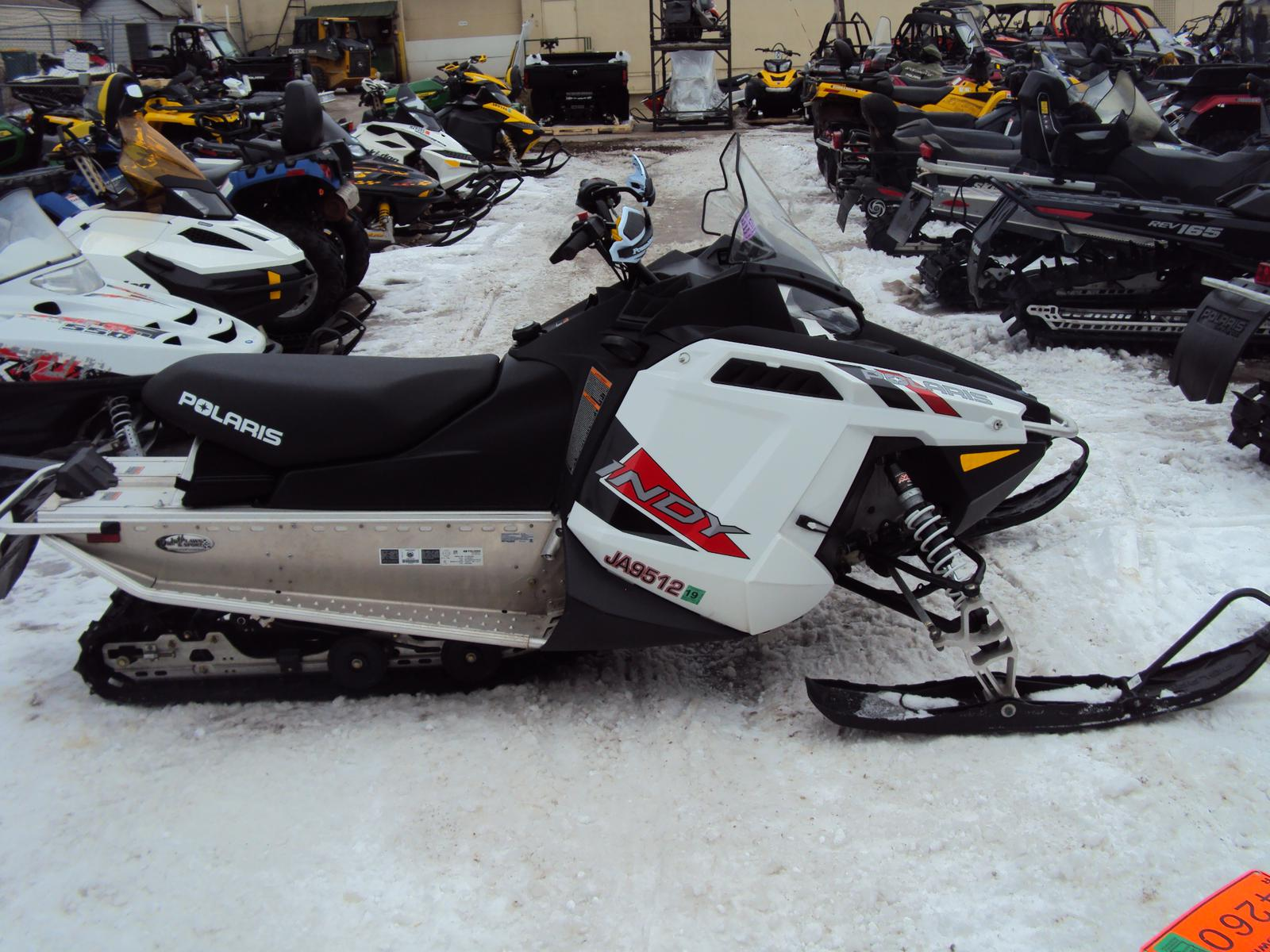 2017 Polaris Industries 550 Indy Es For In Duluth Mn Lawn Sport 218 628 3718