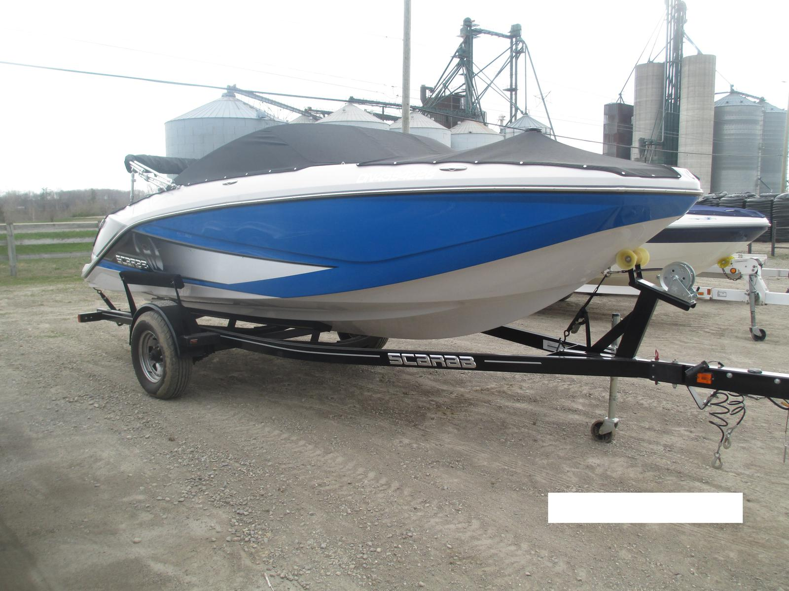 For Sale: 2015 Scarab 195 H.o 19ft<br/>Team Vincent Motorsports Inc