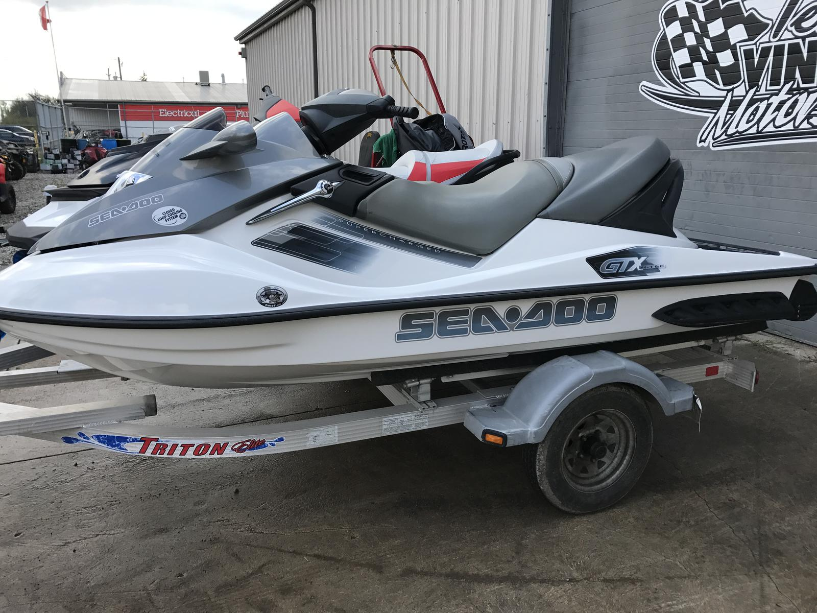 For Sale: 2006 Sea Doo Pwc Gtx 185 Sc ft<br/>Team Vincent Motorsports Inc