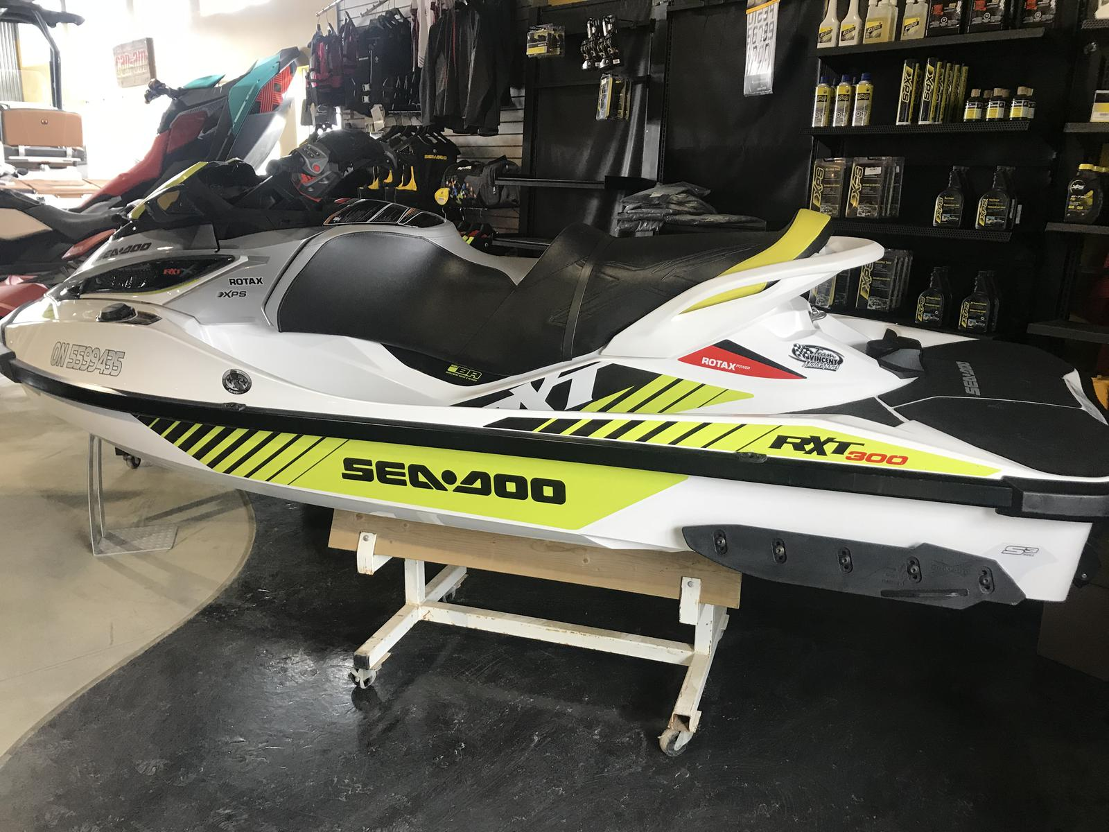 For Sale: 2017 Sea Doo Pwc *demo* Sea-doo Rxt X 300 ft<br/>Team Vincent Motorsports Inc