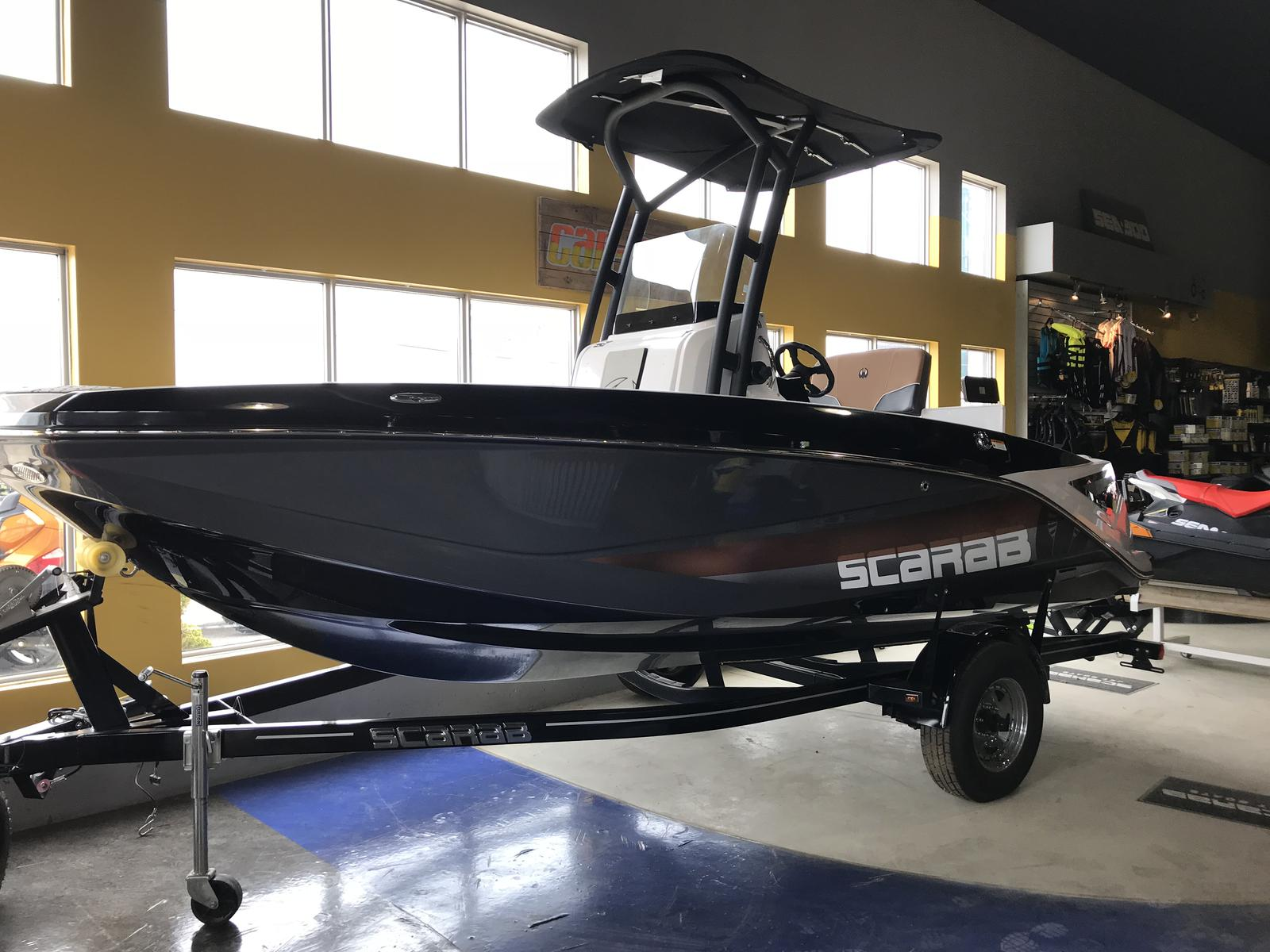 For Sale: 2018 Scarab 195 Open Id 19ft<br/>Team Vincent Motorsports Inc