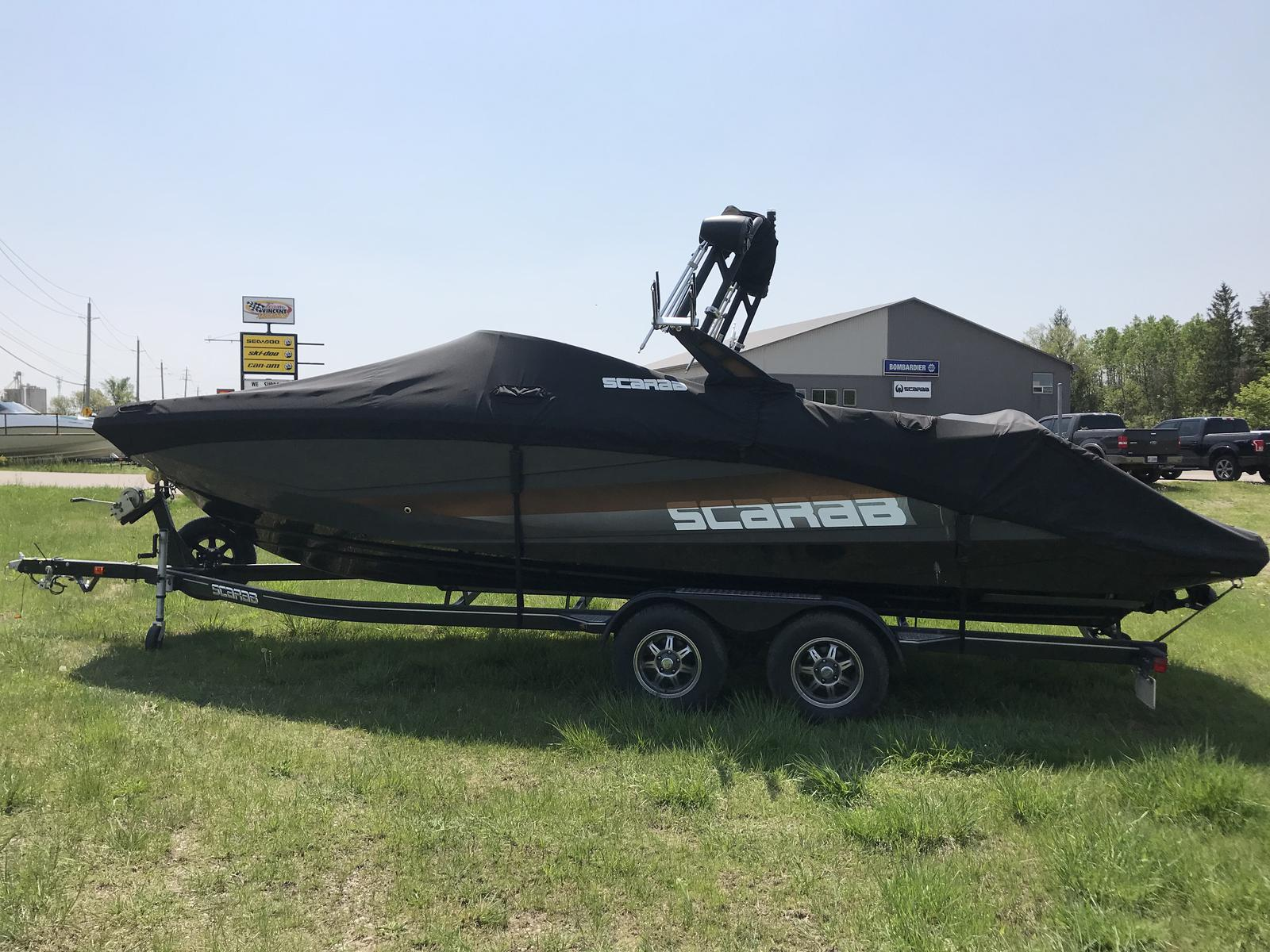 For Sale: 2018 Scarab 255 Id Wake Edition 25ft<br/>Team Vincent Motorsports Inc