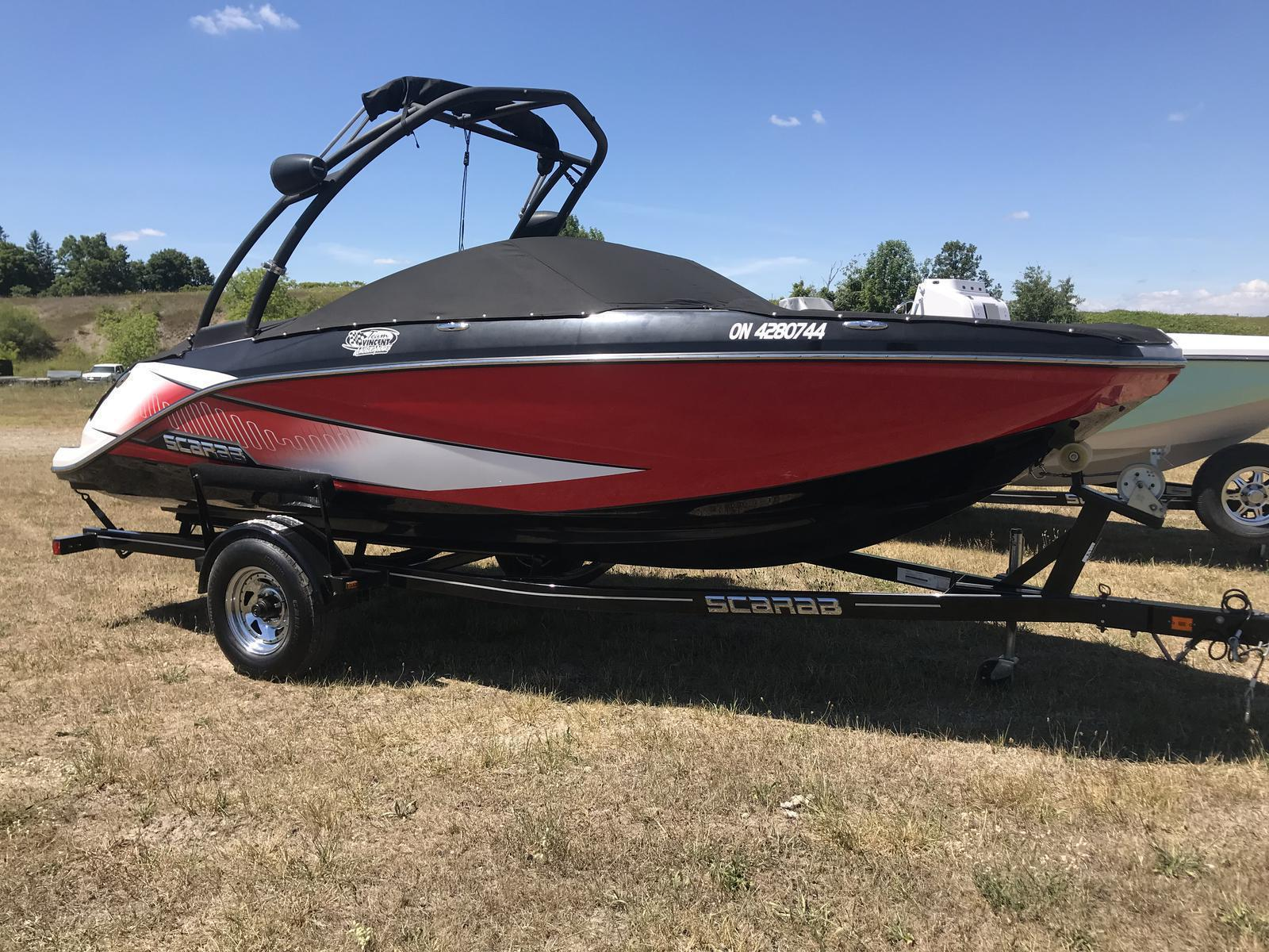 For Sale: 2014 Scarab 195 Ho Impulse 19ft<br/>Team Vincent Motorsports Inc