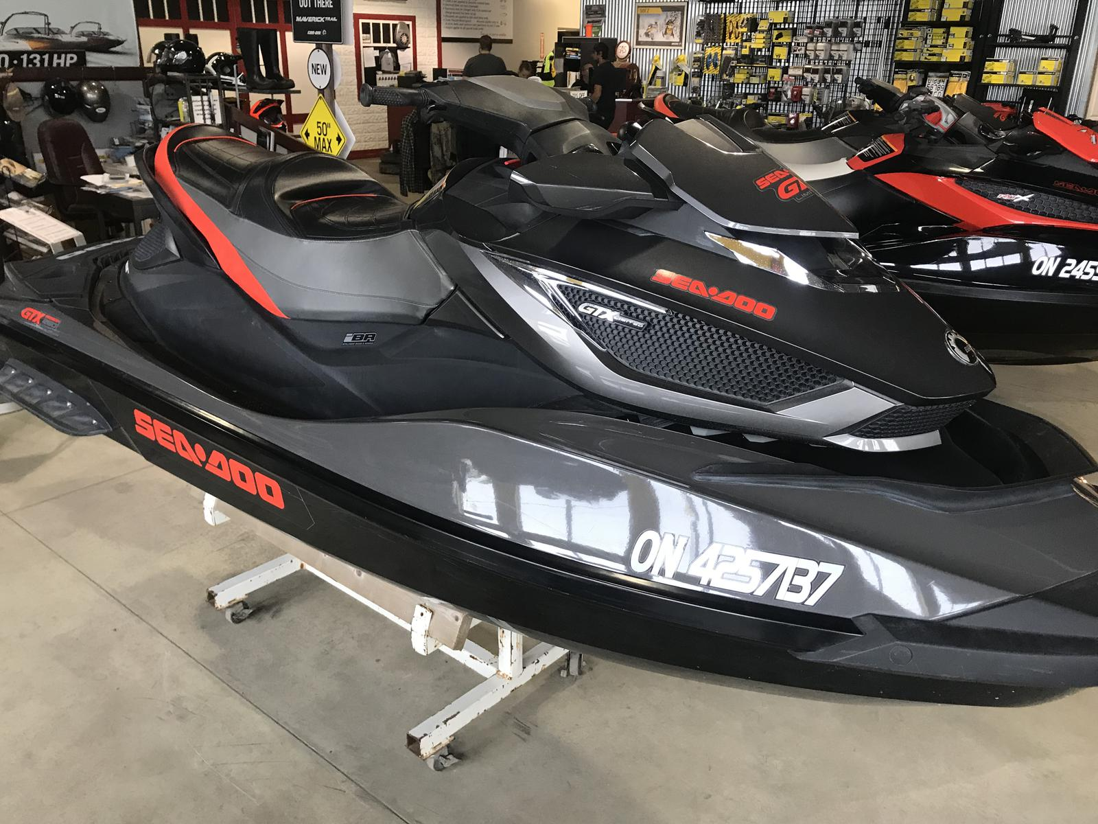 For Sale: 2014 Sea Doo Pwc Gtx Is Limited 260 ft<br/>Team Vincent Motorsports Inc