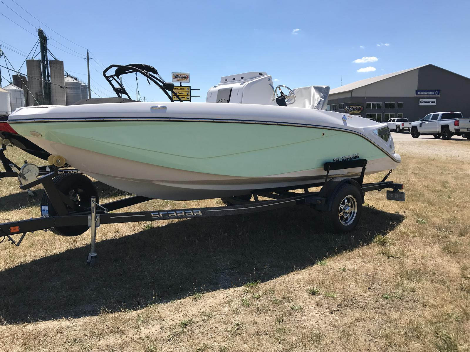 For Sale: 2018 Scarab 195 Open 19ft<br/>Team Vincent Motorsports Inc