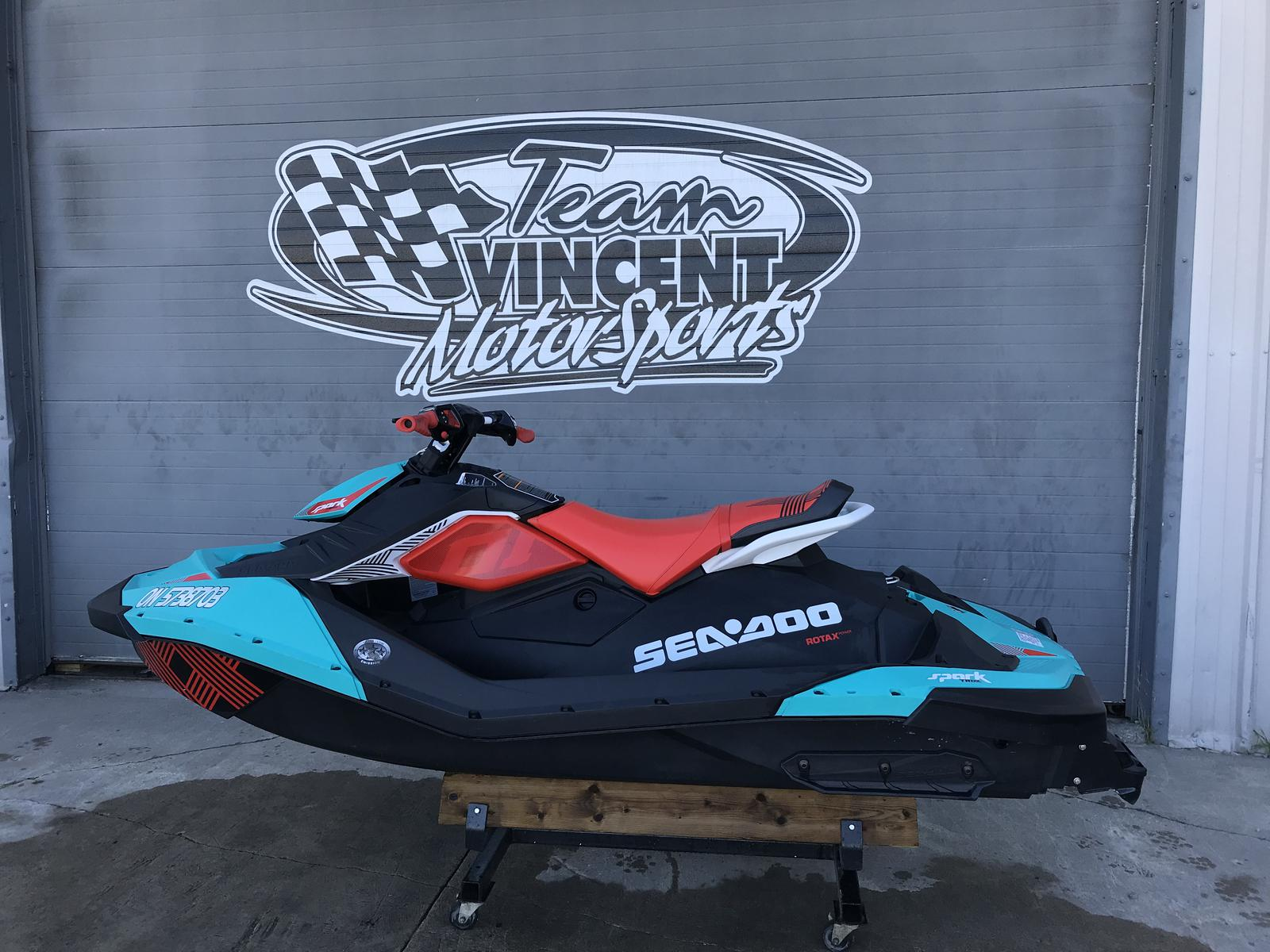 For Sale: 2017 Sea Doo Pwc Spark Trixx 2-up ft<br/>Team Vincent Motorsports Inc