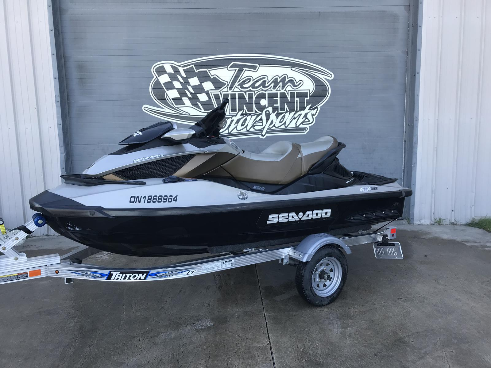 For Sale: 2009 Sea Doo Pwc Gtx Limited Is 255 ft<br/>Team Vincent Motorsports Inc