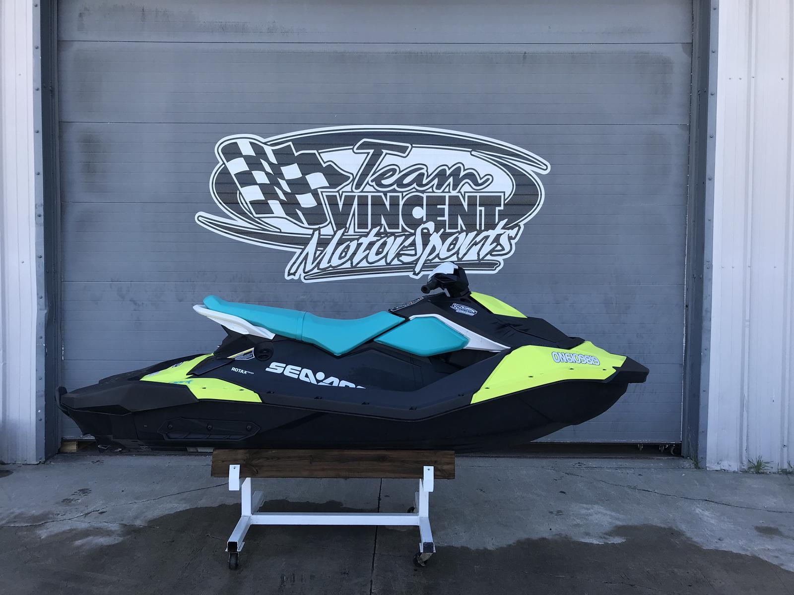 For Sale: 2018 Sea Doo Pwc Spark 3-up /90 Hp/ Loaded ft<br/>Team Vincent Motorsports Inc