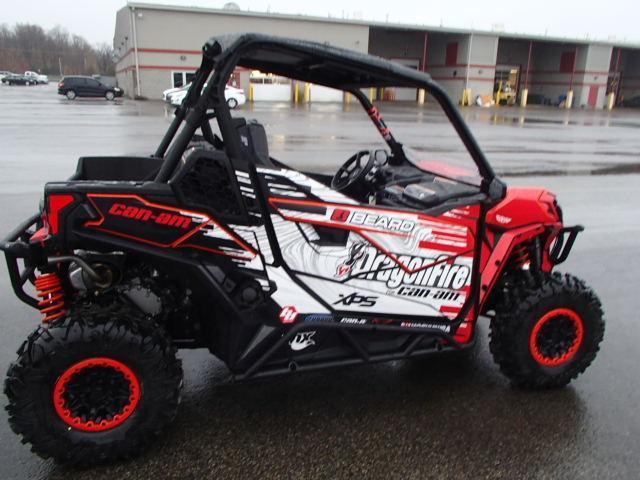 2018 Can-Am ATV MAVERICK TRAIL DPS 1000