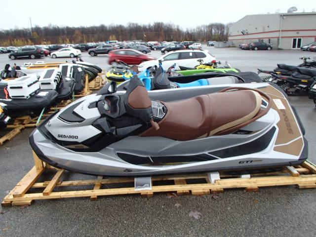 For Sale: 2018 Sea Doo Pwc Gti Ltd 155 ft<br/>Team Vincent Motorsports Inc