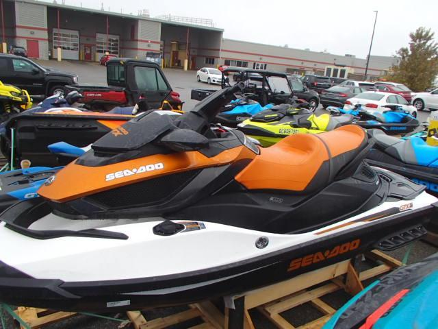 For Sale: 2015 Sea Doo Pwc Gtx S 155 ft<br/>Team Vincent Motorsports Inc