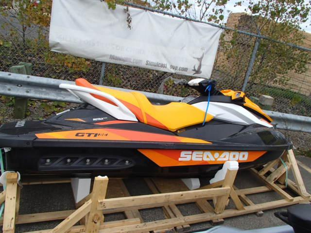 For Sale: 2018 Sea Doo Pwc Gti Se 130 ft<br/>Team Vincent Motorsports Inc