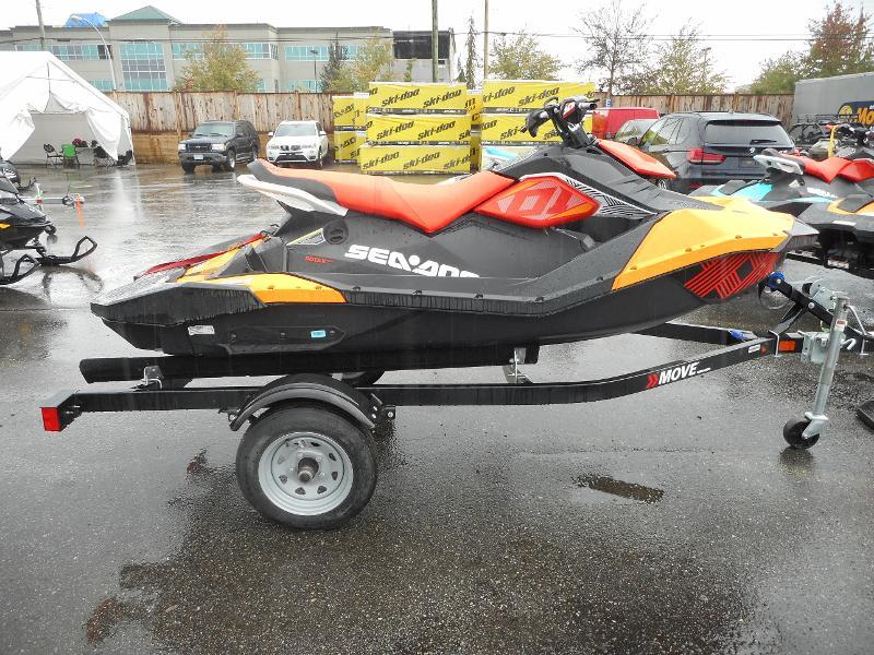 For Sale: 2018 Sea Doo Pwc Spark 3up/90hp/trixx ft<br/>Team Vincent Motorsports Inc